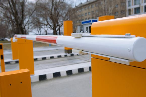Electric barriers in Birmingham